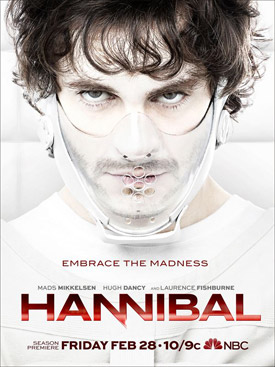 Hannibal TV Series poster