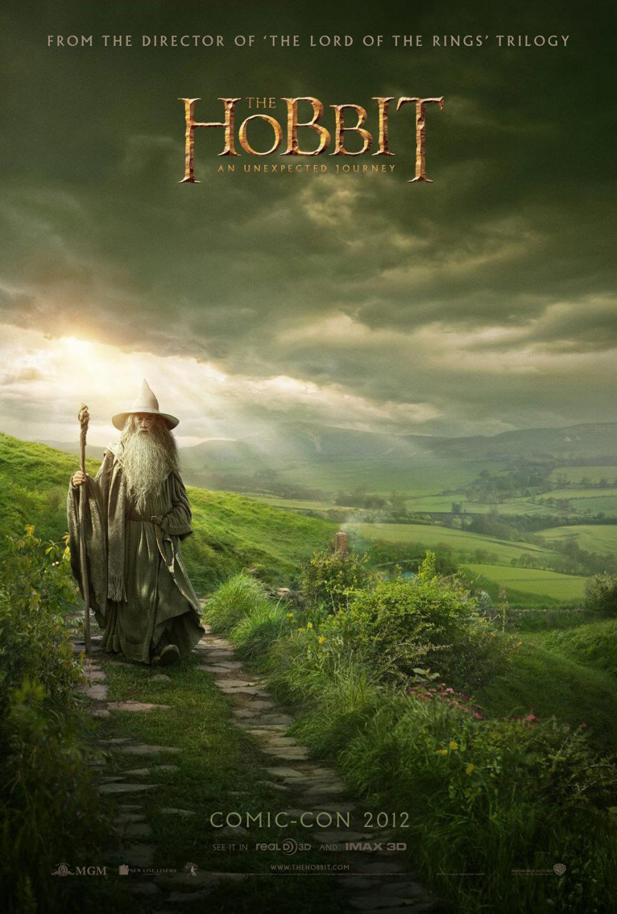 Spending Hobbit unexpected journey