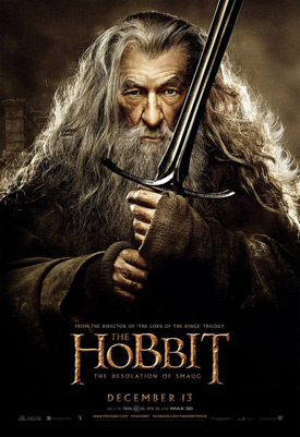 The Hobbit: The Desolation of Smaug character poster 2