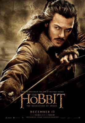 The Hobbit: The Desolation of Smaug character poster 3