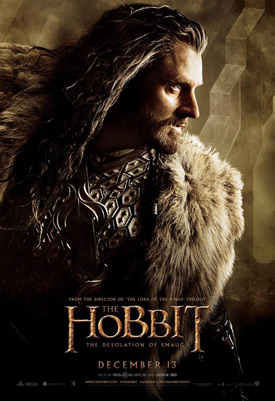 The Hobbit: The Desolation of Smaug character poster 4