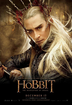 The Hobbit: The Desolation of Smaug character poster 5