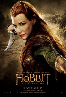 The Hobbit: The Desolation of Smaug character poster 6