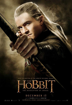 The Hobbit: The Desolation of Smaug character poster 7