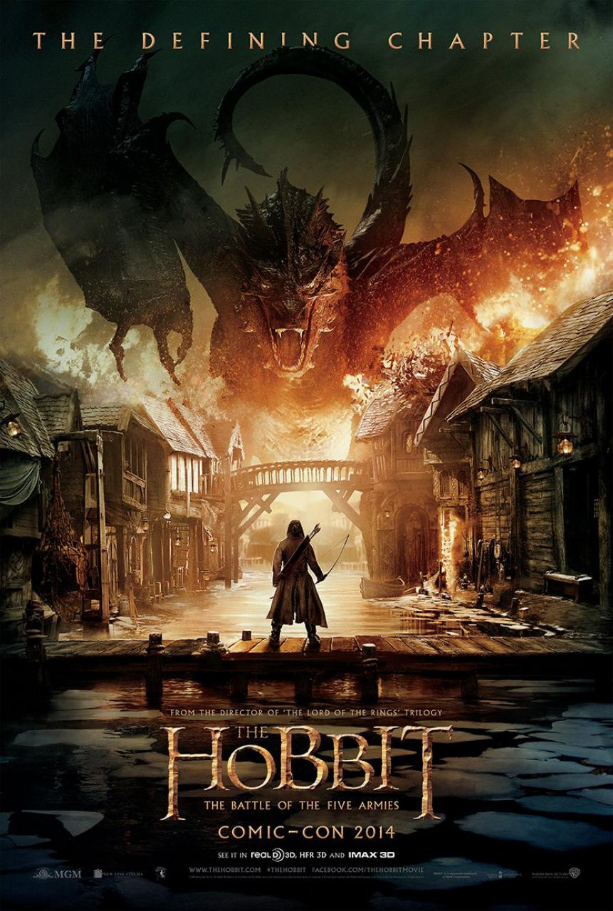 the hobbit the battle of the five armies trailer photos