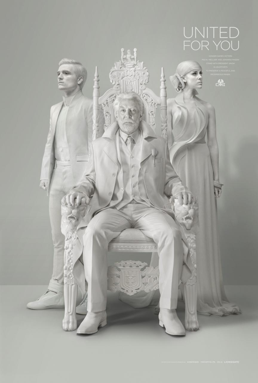 Hunger Games: Mockingjay Part 1 Trailer, Release Date
