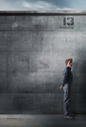 The Hunger Games: Mockingjay Part 1 Disctrict 13 Citizen poster
