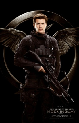 The Hunger Games: Mockingjay Part 1 Rebel Warriors poster