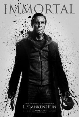 I Frankenstein character poster