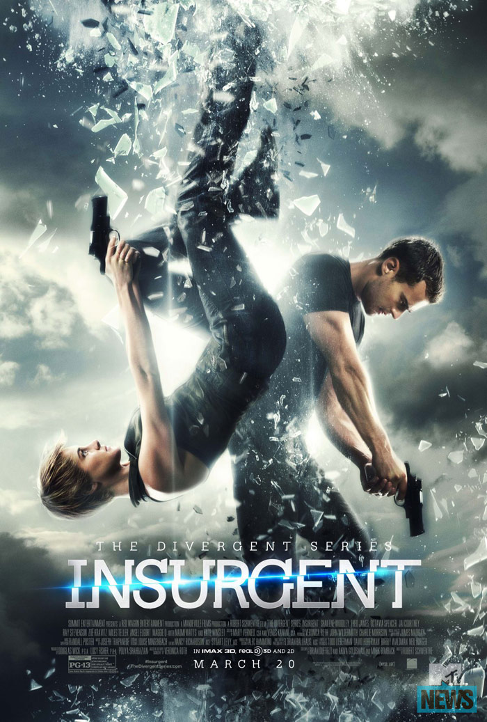 New Posters for Insurg...