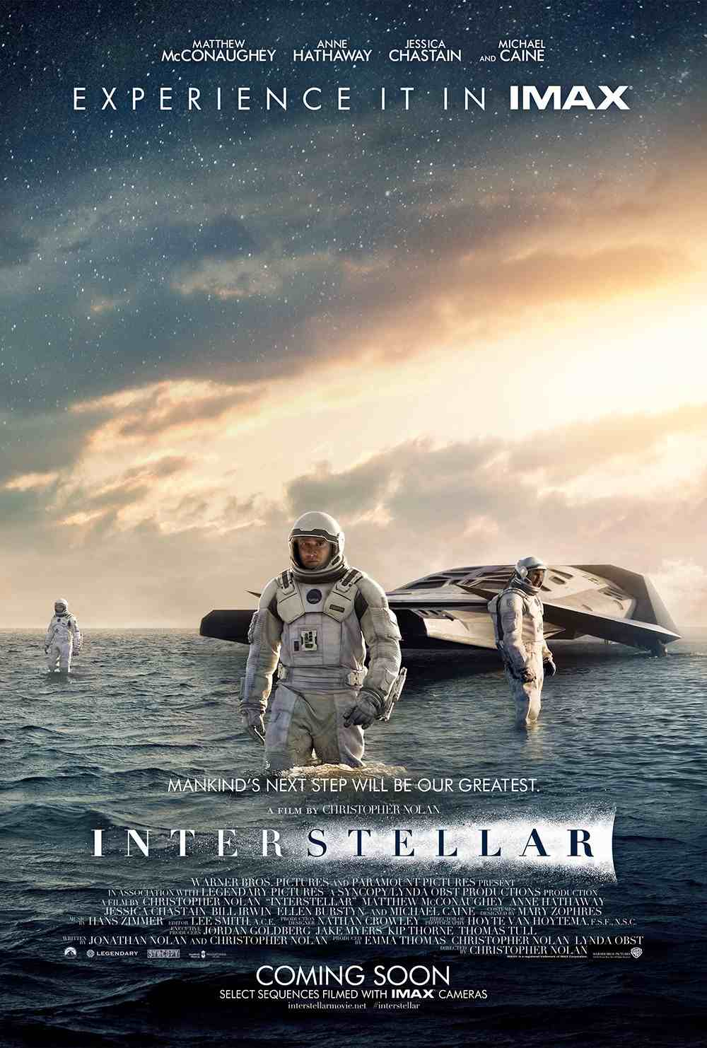 Interstellar (2014) Ma...