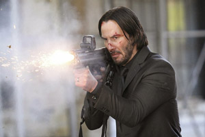 John Wick movie photo