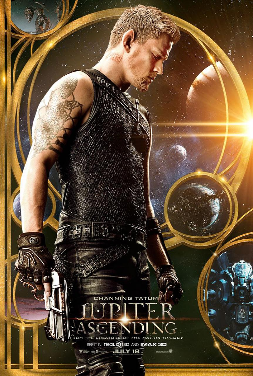 Jupiter Ascending 2014 Movie Trailer Release Date Cast