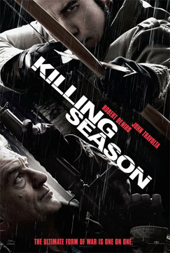 Killing Season teaser poster