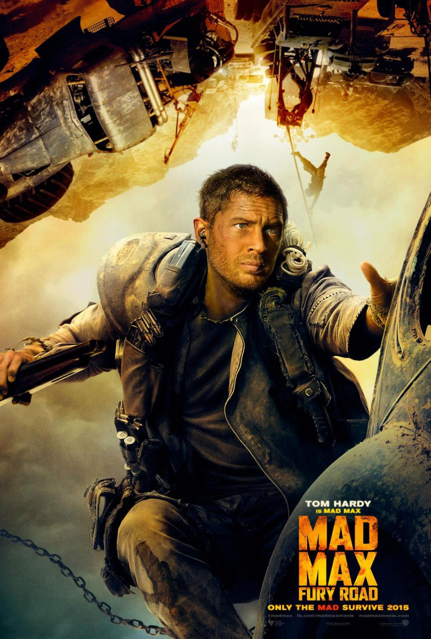 Mad Max: Fury Road (2014) Tom Hardy - Movie Trailer, Release Date ...