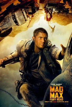 Mad Max: Fury Road character posters