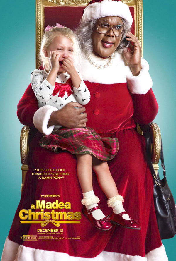 madea christmas poster - photo #5