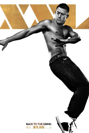 Magic Mike XXL character poster