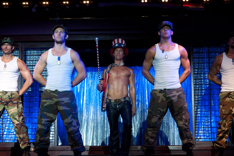 Magic Mike (2012) Movi...