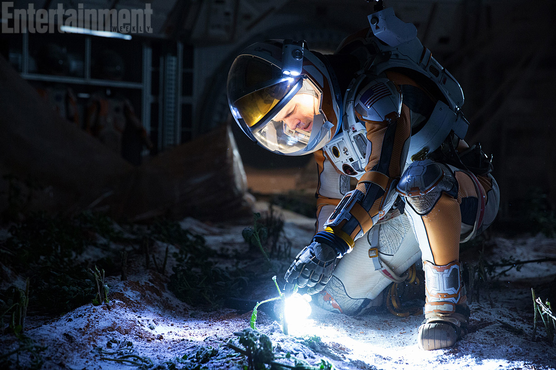 The Martian (2015) Mat...