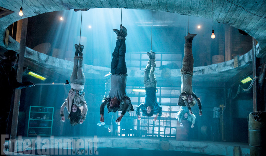 Maze Runner: The Scorch Trials photo