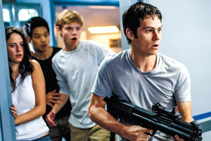 Maze Runner: The Scorch Trials movie photo