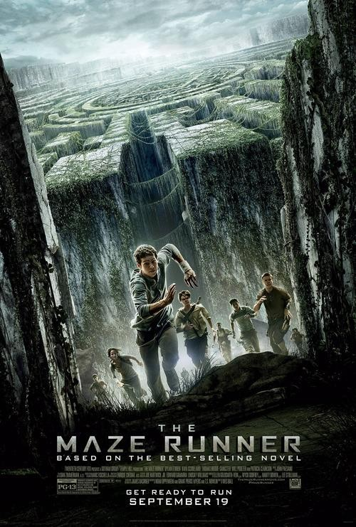The Maze Runner (2014) Movie Trailer, Release Date, Cast