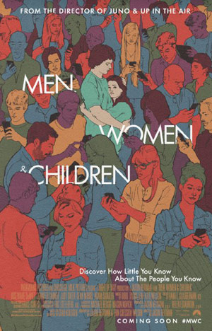 Men, Women and Children movie poster