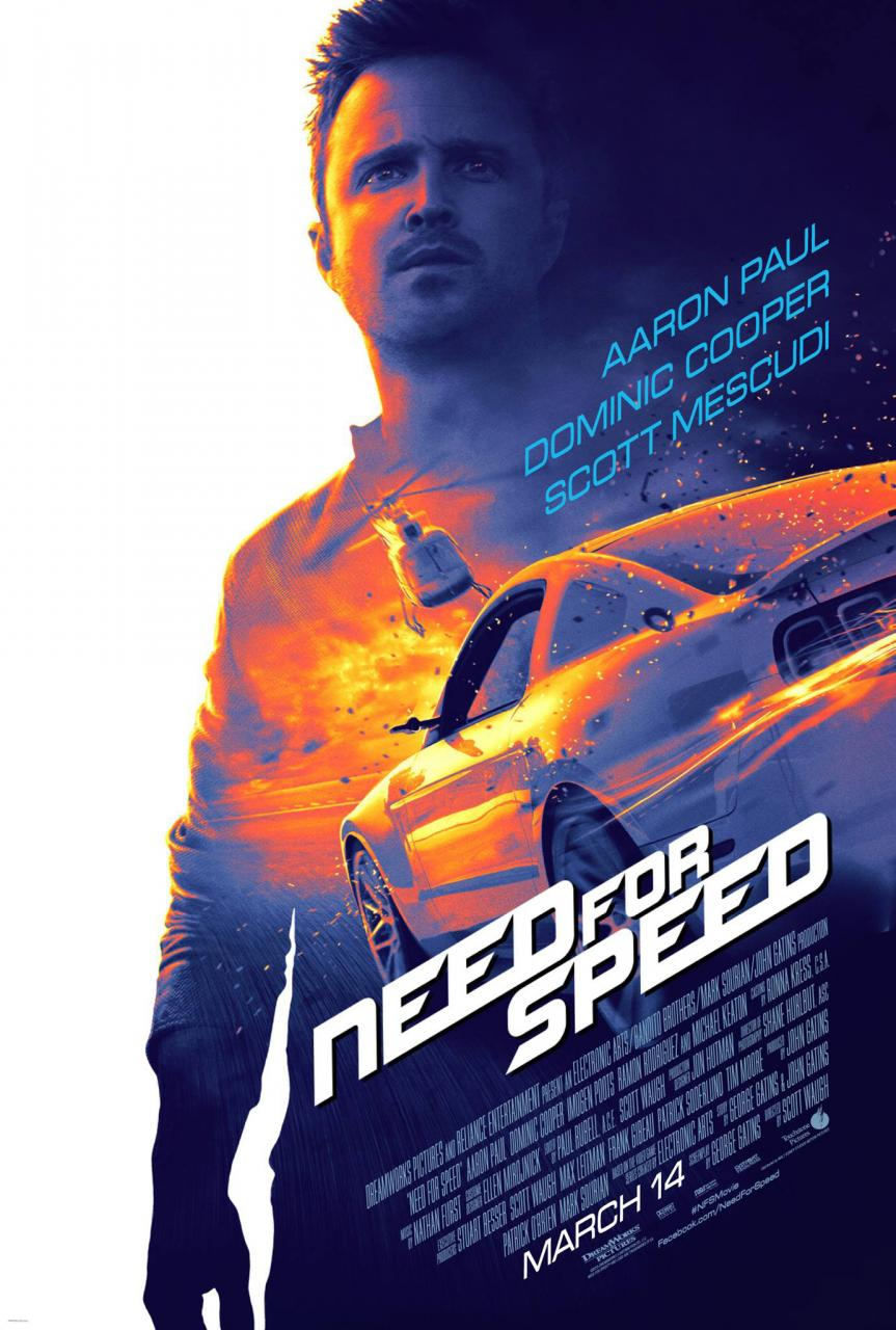 Need For Speed Film Deutsch