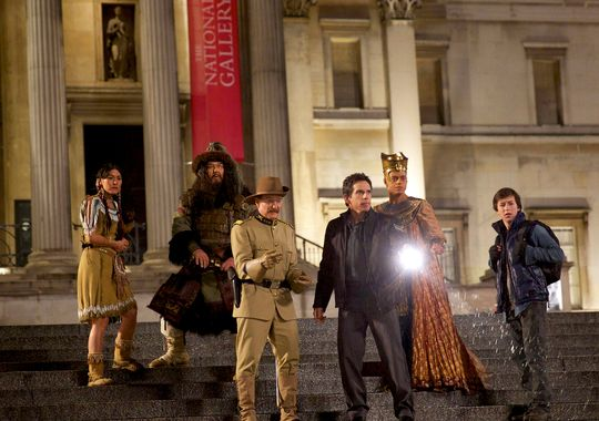 Night at the Museum 3: Secret of the Tomb photo