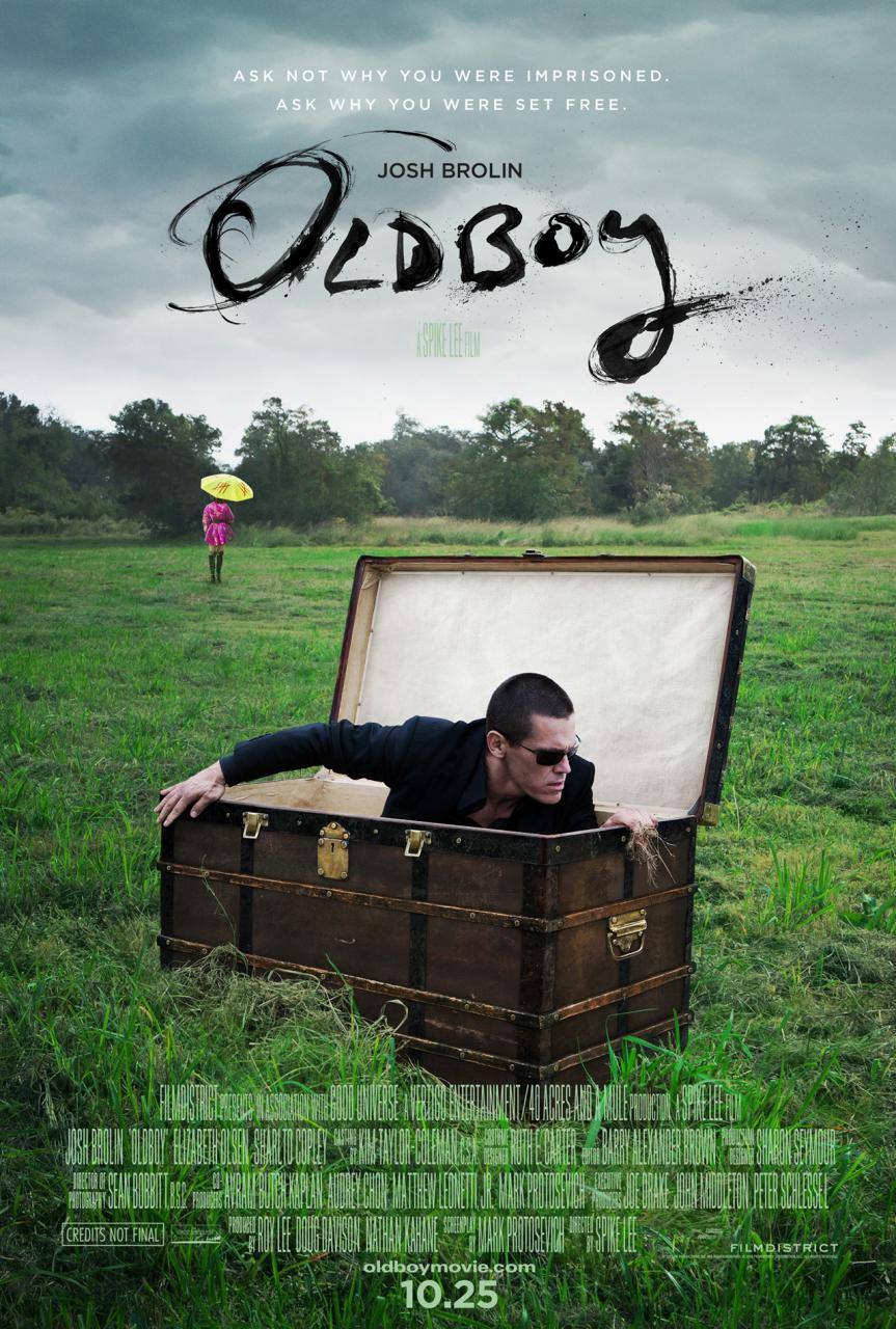 Captivity Movie Poster Oldboy Movie Poster