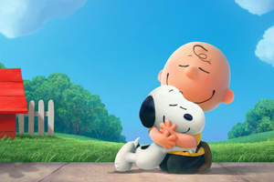 Peanuts movie photo