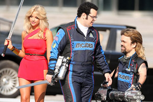 Pixels movie photo