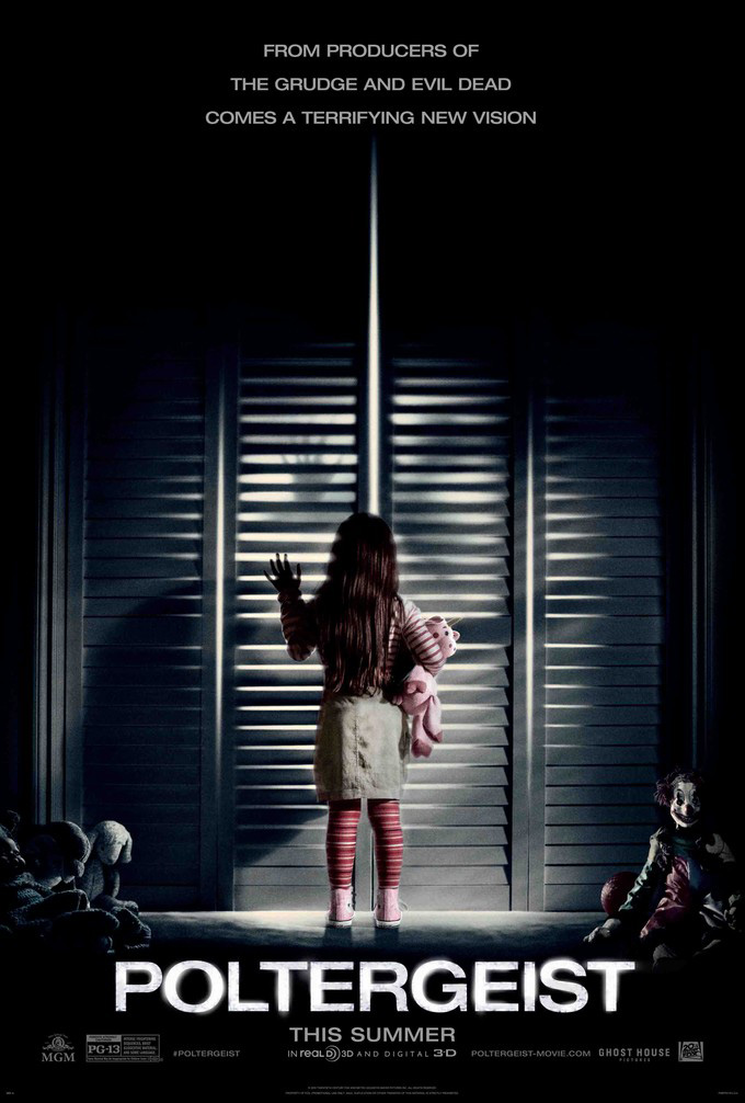 Poltergeist Remake (2015) Movie Trailer, Release Date ...