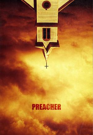Preacher movie poster