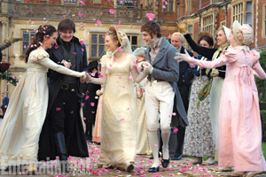 Pride and Prejudice and Zombies movie photo