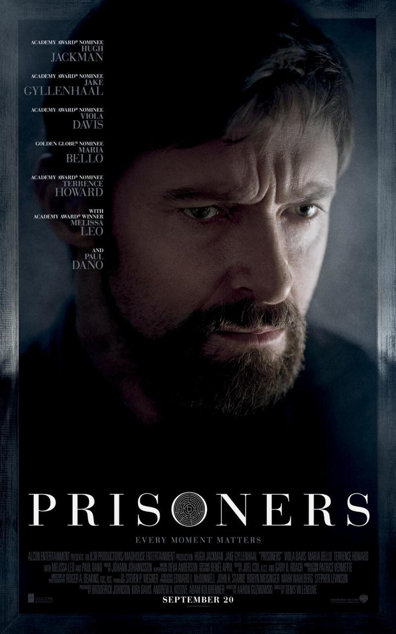 Prisoners (2013) Movie Trailer - Hugh Jackman, Jake Gyllenhaal