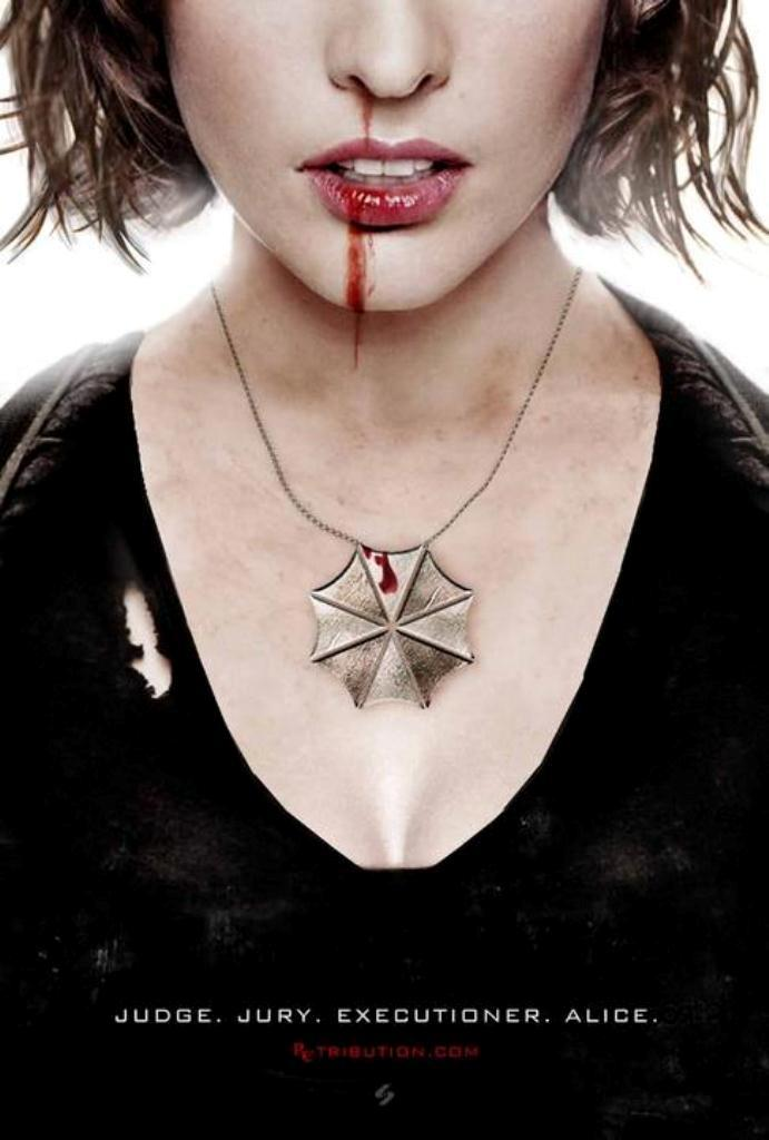 Resident Evil: Retribution (2012) Milla Jovovich - Movie ...