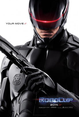 RoboCop remake movie poster 1