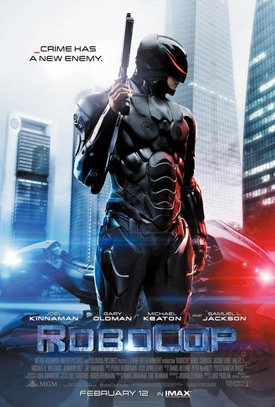 RoboCop remake movie poster 2