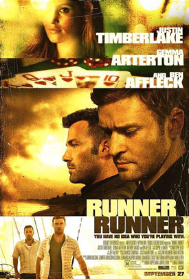 Runner Runner movie poster