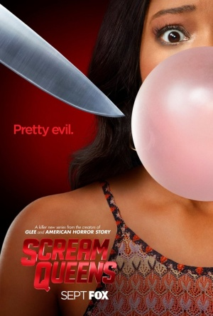 Scream Queens movie poster