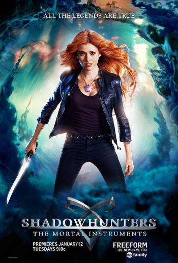 Shadowhunters movie poster