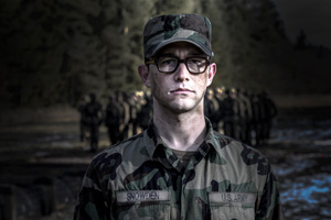 Snowden movie photo