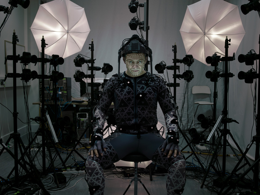 Andy Serkis Star Wars: The Force Awakens