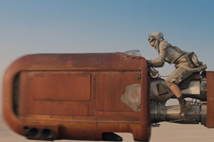 Star Wars: The Force Awakens movie photo