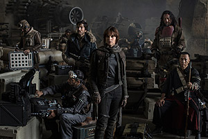 Star Wars: Rogue One movie photo