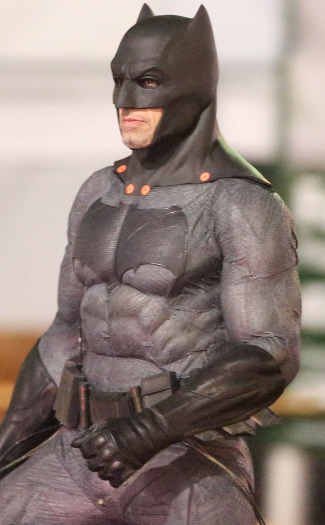 Suicide Squad Street Filming Wraps, Best Photos From the