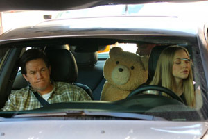 Ted 2 set photo