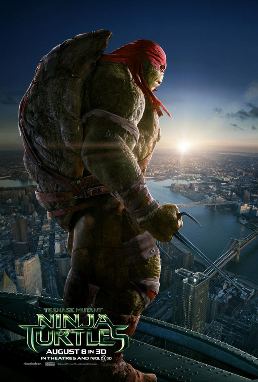 Teenage Mutant Ninja Turtles (2014) Movie Trailer, Release ...